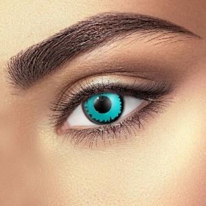 Green Elf Eye Accessories (Pair)