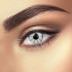 White Web Eye Accessories (Pair)