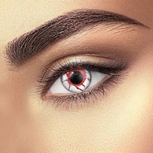 Blood Shot Eye Accessories (Pair)