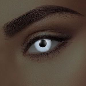 Transparent UV eyes