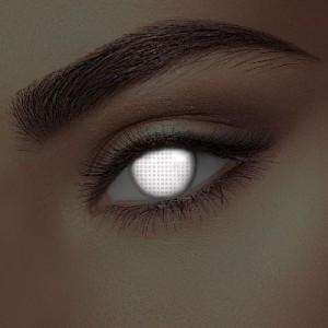 i-Glow White Screen UV Eye Accessories (Pair)