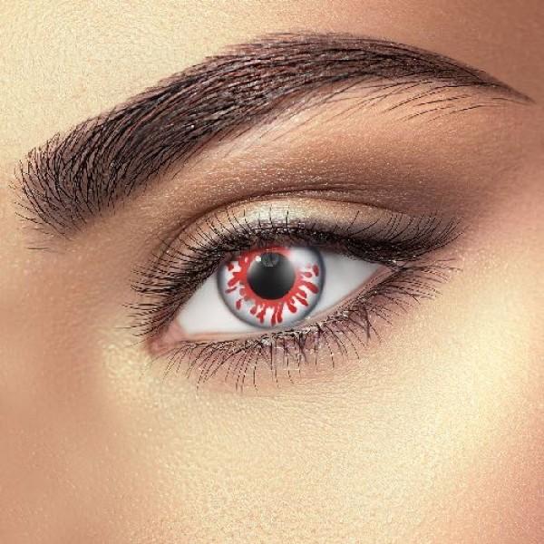 Blood Splat Eye Accessories (Pair)