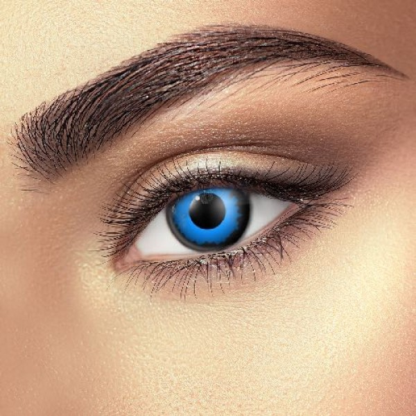 Blue Elf Eye Accessories (Pair)