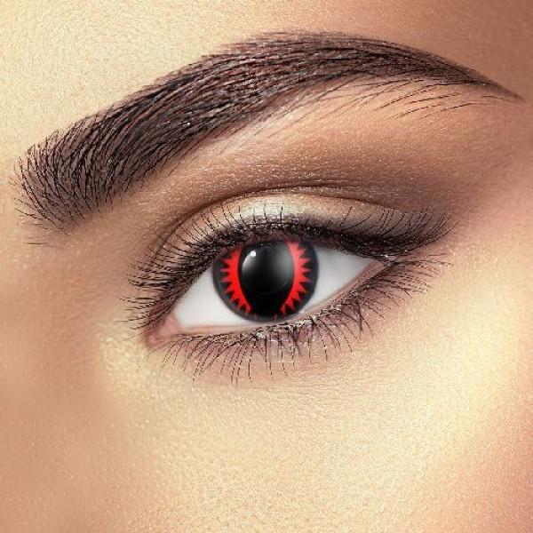 Fire Dragon Eye Accessories (Pair)
