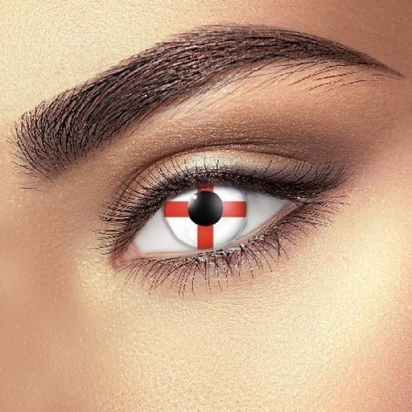 England | St George Eye Accessories (Pair)