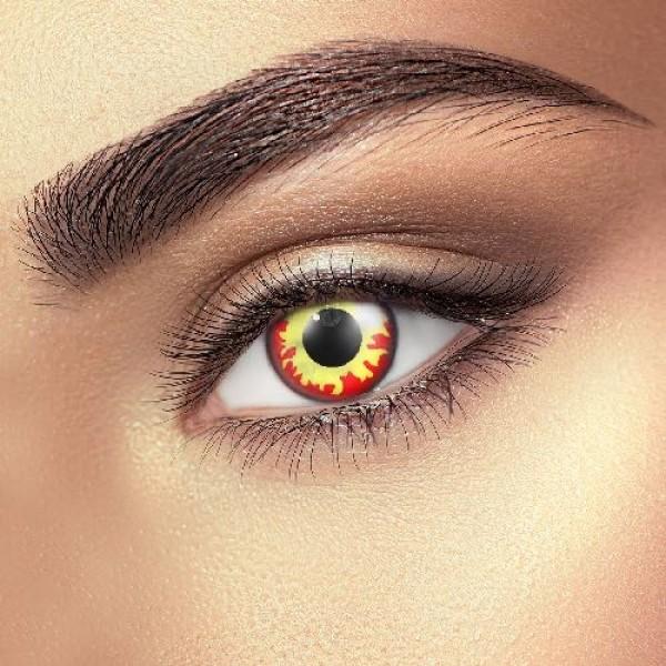 Flame Eyes Eye Accessories (Pair)