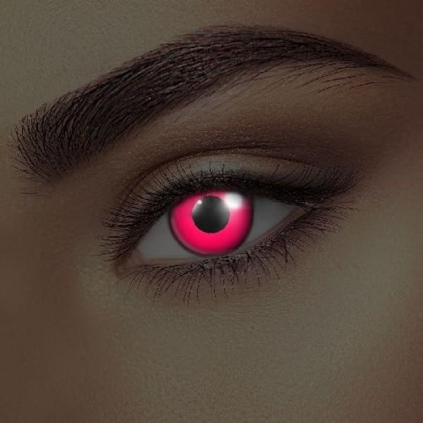 i-Glow Pink UV Eye Accessories (Pair)