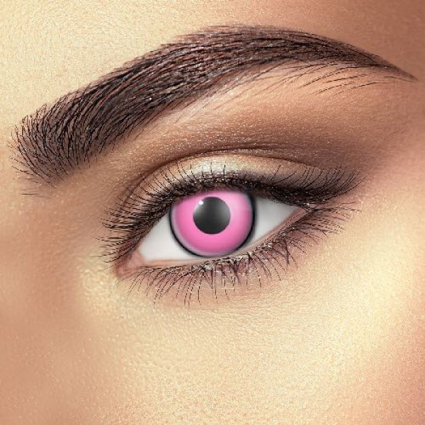 Pink Eye Eye Accessories (Pair)