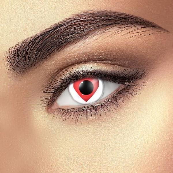 Queen of Hearts Eye Accessories (Pair)