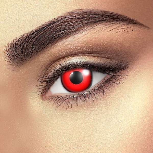 Daily Eye Accessories - Bloody Red