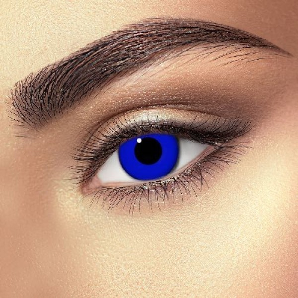 Royal Blue Eye Accessories (Pair)