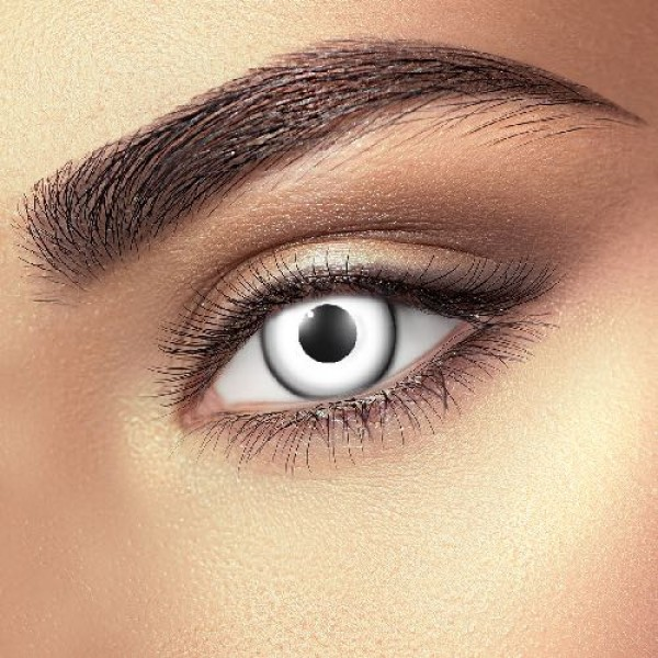 White Eye Accessories (Pair)